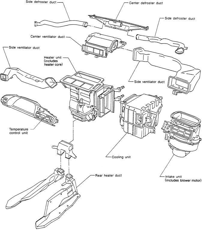 2001 nissan altima parts diagram