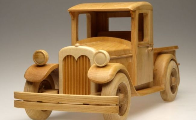 Wooden Toy Truck Plans Free Woodworking Projects Plans