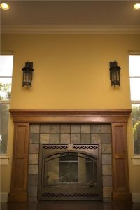 25+ best ideas about Craftsman fireplace on Pinterest ...