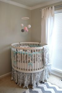 Round Crib Plans Free - WoodWorking Projects & Plans