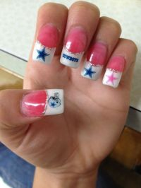 78+ ideas about Cowboy Nails on Pinterest   Dallas cowboys ...