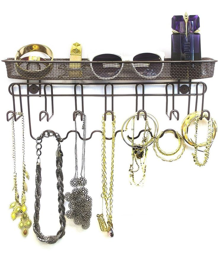 1000+ ideas about Jewelry Organizer Wall on Pinterest