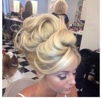 25+ best ideas about Big hair updo on Pinterest   Volume ...