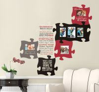 7 best images about Puzzle Piece Wall Decor on Pinterest ...
