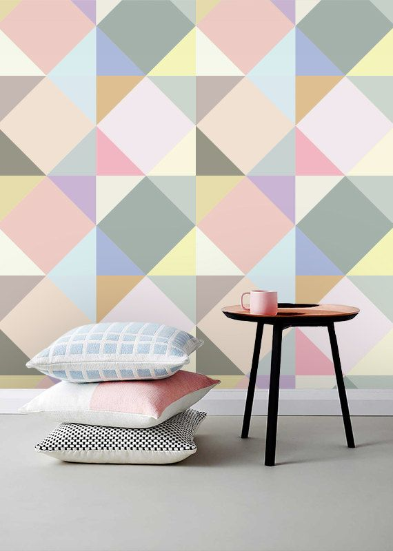 Woon Ideeen Self Adhesive Wallpaper , Temporary Wallpaper,removable