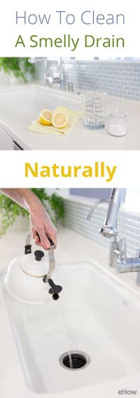 25+ best ideas about Smelly drain on Pinterest | Clean ...