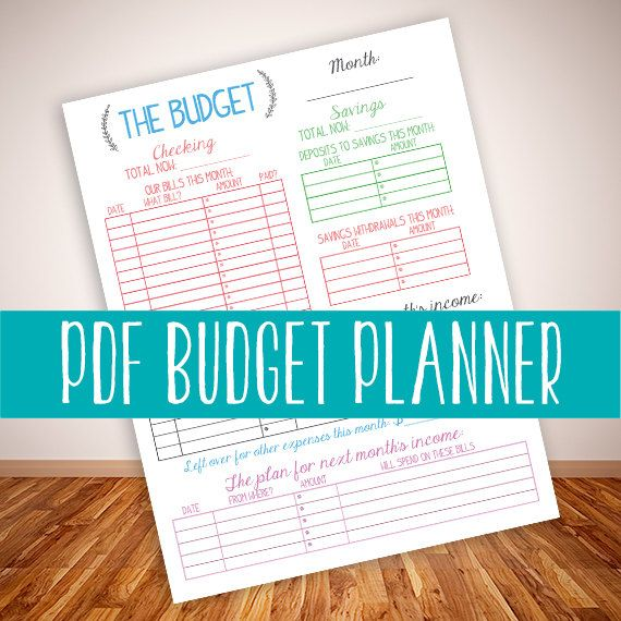 family planners and organizers