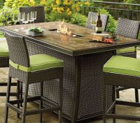Bar Height Patio Table Plans - WoodWorking Projects & Plans