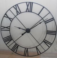 25+ best ideas about Extra large wall clock on Pinterest ...