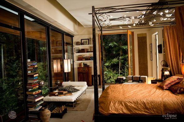 Schlafzimmer Set Twilight: Eclipse The Cullen House~ Edward's Bed Room