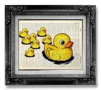 Rubber Duck, Bathroom Decor Accessory, Baby Shower ...