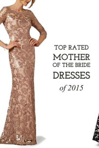 Top Rated Mother of the Bride Dresses of 2015 | Mob ...