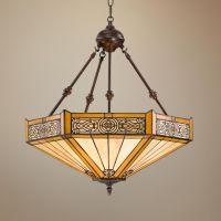 Stratford 3-Light Mission Tiffany Pendant Light - My new ...