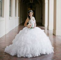 16 Colorful Summer Quinceanera Dresses | Quinceanera and ...
