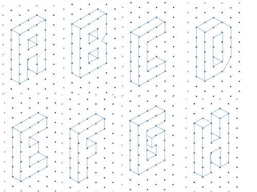 isometric dot paper spintel - isometric graph paper