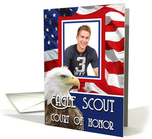 68 Best Images About Scouts Eagle Scout Invitations On