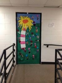 Door contest for Dr. Seuss Week | Door Ideas | Pinterest ...