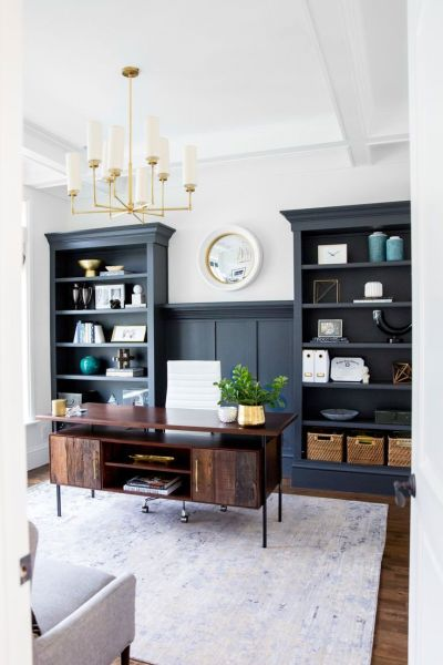 25+ best ideas about Home Office on Pinterest | Office desks for home, Offices and Desks for home