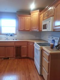 1000+ ideas about Restaining Kitchen Cabinets on Pinterest