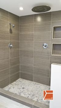 25+ best ideas about Vertical shower tile on Pinterest