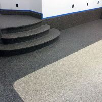 25+ best ideas about Rubber garage flooring on Pinterest ...
