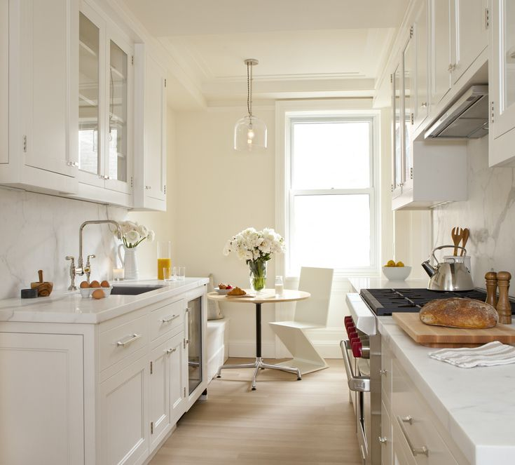 1000+ Ideas About White Galley Kitchens On Pinterest | Galley
