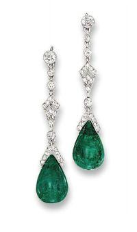 25+ Best Ideas about Emerald Earrings on Pinterest | Green ...