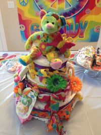 17 Best images about Tie Dye Baby Shower on Pinterest ...