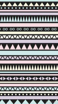 25+ Best Ideas about Tribal Pattern Wallpaper on Pinterest ...