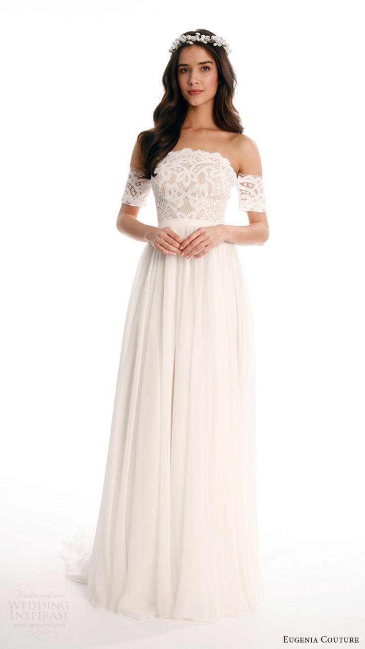 celtic wedding dresses pagan wedding dresses Eugenia Couture Spring Wedding Dresses Joy Bridal Collection