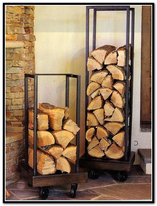 25 Best Ideas About Indoor Firewood Storage On Pinterest
