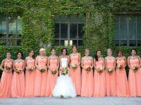 1000+ ideas about Tangerine Bridesmaid Dresses on ...