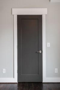 Best 25+ Grey interior doors ideas on Pinterest | Dark ...