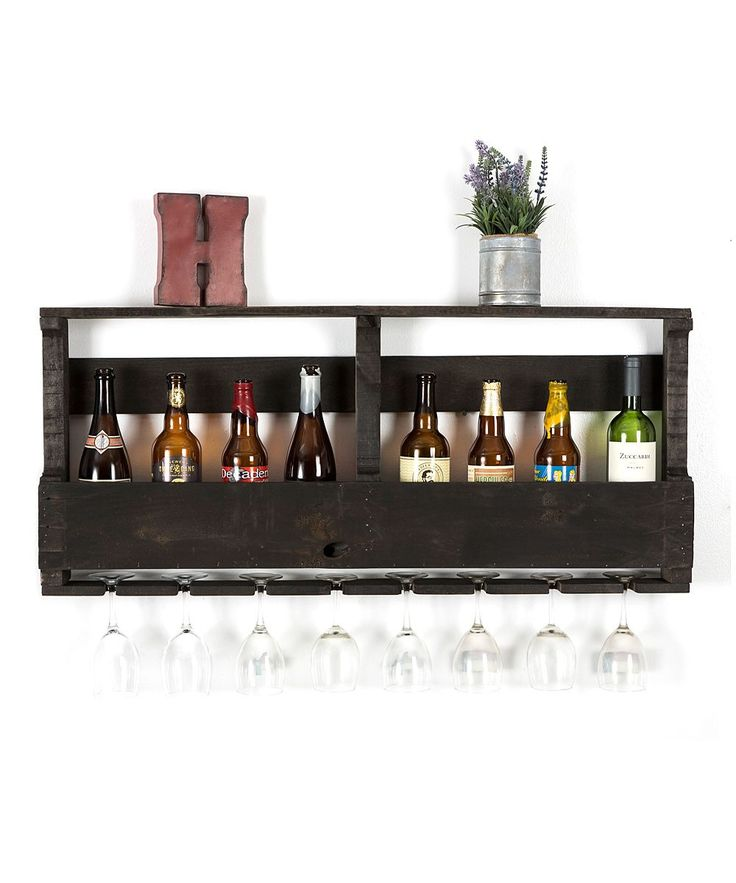 17 Best ideas about Pallet Wine Holders on Pinterest