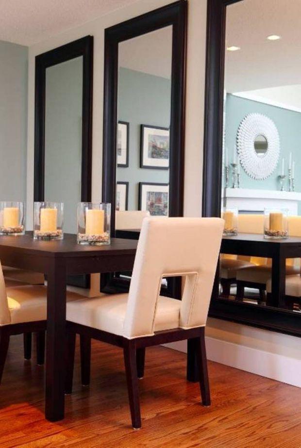 ideas dining room mirrors