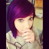 Pravana Vivids Purple hair color | Hair: Short | Pinterest