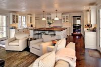 Awesome Graceful South Africa Farmhouse Open Living Space ...