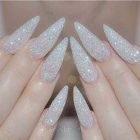 25+ best ideas about Acrylic nails glitter on Pinterest ...