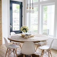25+ best ideas about Round pedestal tables on Pinterest