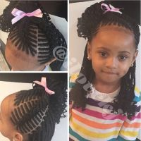 25+ best ideas about Kids braided hairstyles on Pinterest