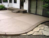 25+ best ideas about Colored concrete patio on Pinterest ...