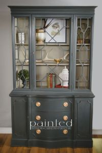 Best 25+ Antique china cabinets ideas on Pinterest ...
