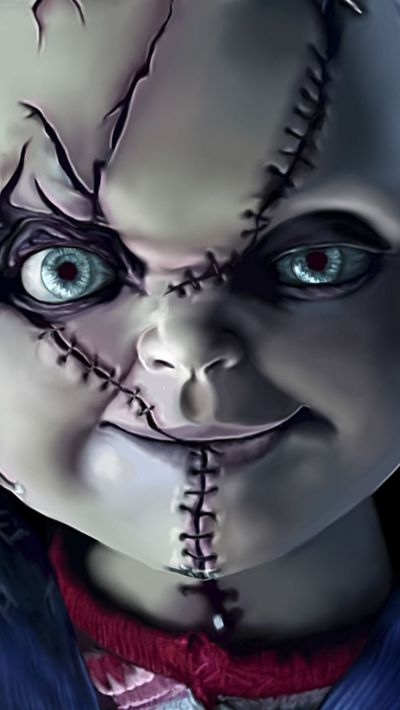 Chucky #doll #scary #nope #halloween #horrormovies | iPhone 6 Wallpapers | Pinterest | Galaxies ...