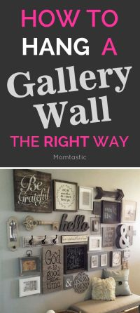 25+ Best Ideas about Hanging Pictures on Pinterest   Photo ...