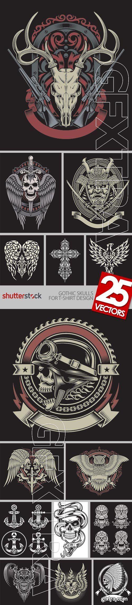 T shirt design 7 25xeps -  T Shirt Design 25xeps Download