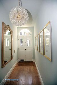 The 25+ best Narrow Hallway Decorating ideas on Pinterest