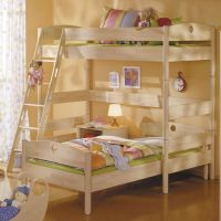 1000+ ideas about Corner Bunk Beds on Pinterest | Bunk bed ...