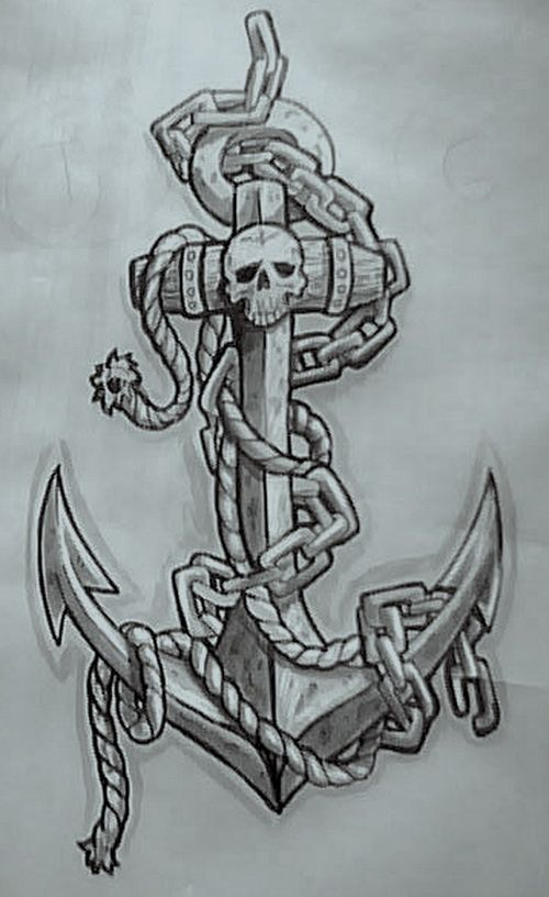 Navy anchor tattoos anchor tattoo designs arts