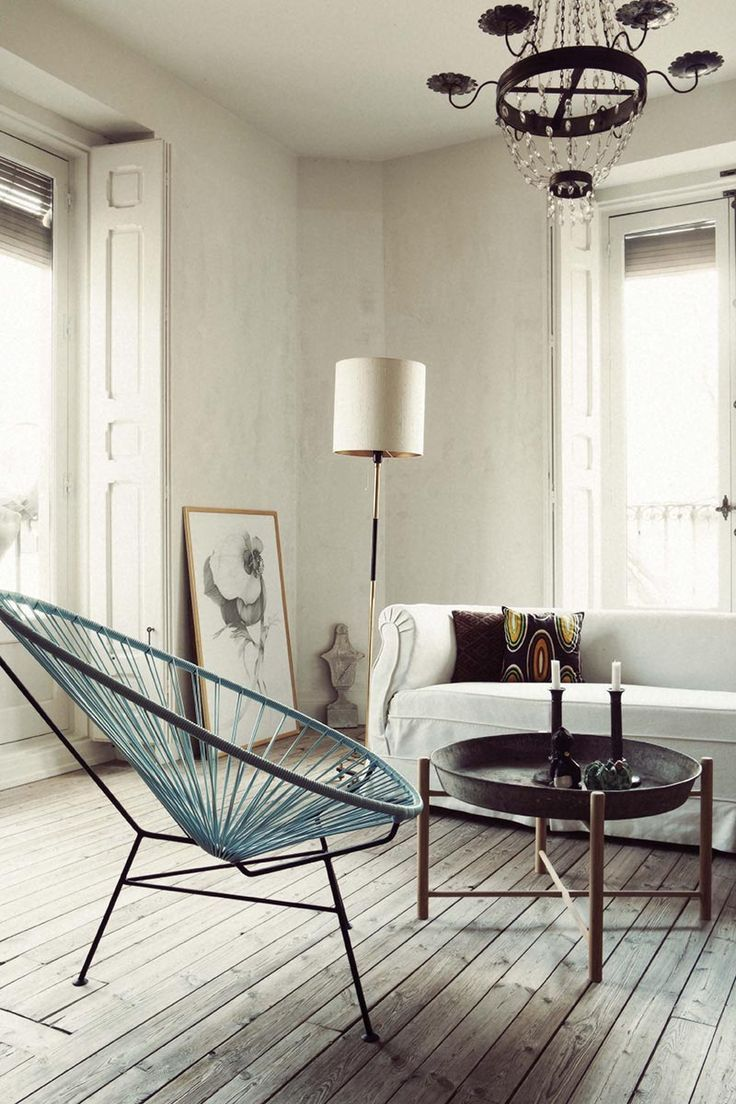 We love the acapulco chair see more at http www