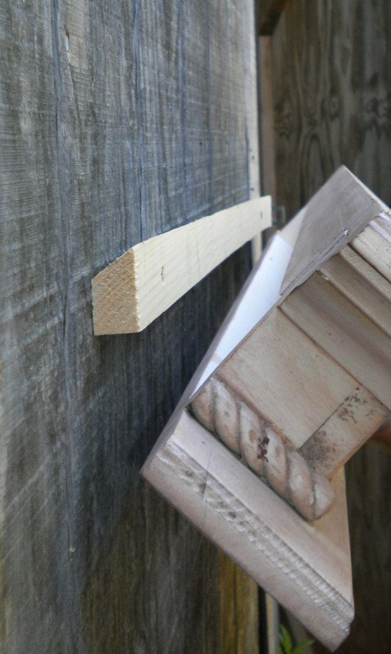 White Coat Rack With Shelf Woodworking Projects Plans